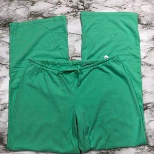 Gap Body Intimates & Sleepwear - GAP Body Green Pj Pants Size Small